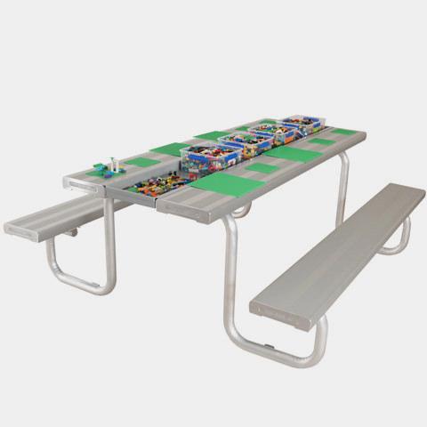 T1000 Building Blocks Bricks Table