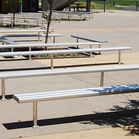 Plain Bench Seats