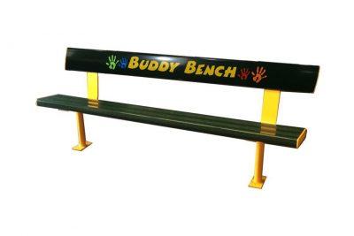 Aussie Buddy Bench Green