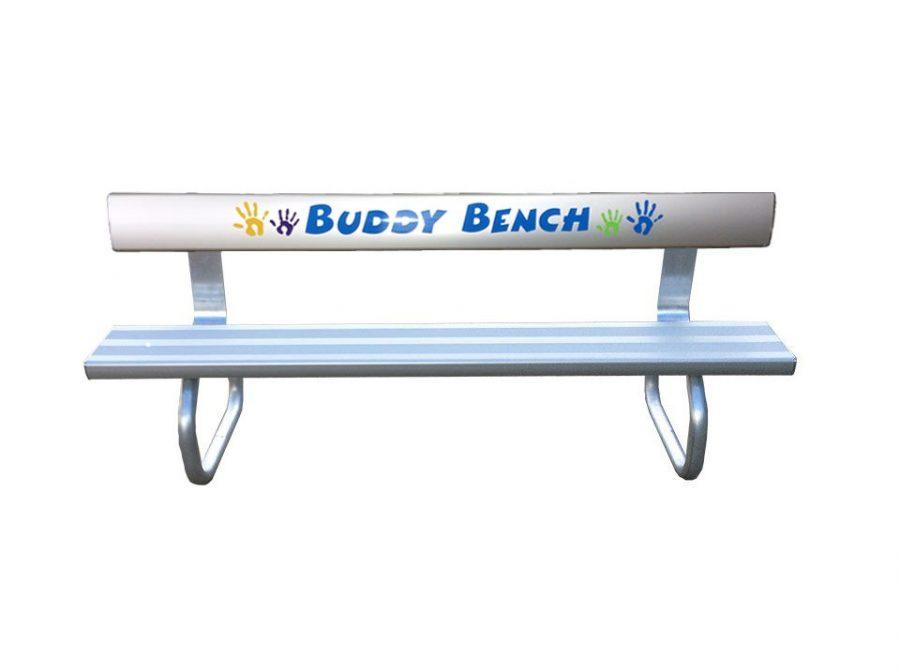 Custom Buddy Bench