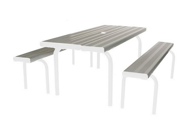 Aluminium Table Settings T5000
