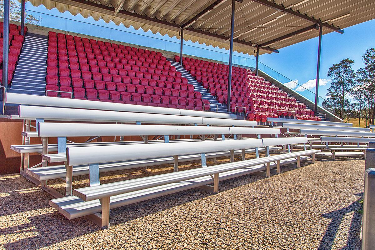 BAB Aluminium outdoor seating